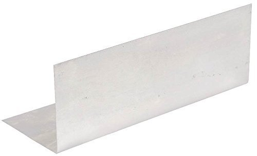 AMERIMAX HOME PRODUCTS 68707 2.5x2.5x7 Aluminum Flashing by Amerimax Home Products