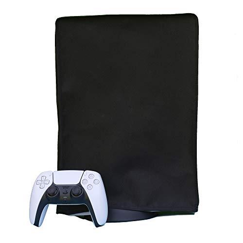 STINGRAY GAMING - Cubierta Prueba del Polvo para PS5 Funda contra Polvo Protectora Antipolvo Anti-Agua Playstation 5