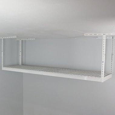 SafeRacks - 2x8 Overhead Garage Storage Rack (12 -21 )