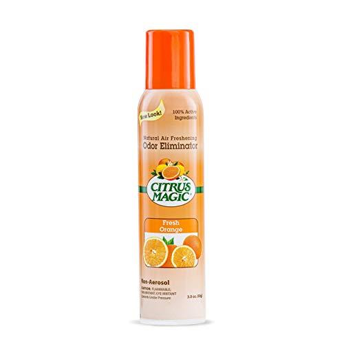 Citrus Magic Citrus Magic Air Fragrance Orange 3 Ounce