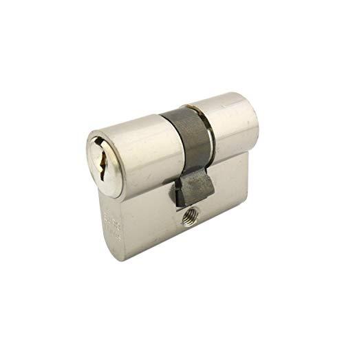 FELGNER Kurzzylinder EURO Minus (20/20) - inkl. 3 Schlüssel