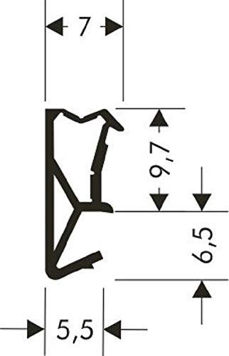 Fensterdichtung Flügel-Rahmendichtung SV-105 Flügelfalzdichtung Türdichtung