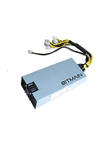 BitcoinMerch.com - Bitmain APW3+ Power Supply 110V - 120V APW3+-12-1600 1600W Antminer S9 L3++ A3 B3 D4 S7