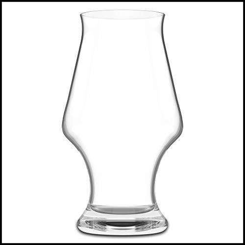 Sir Finley Monkey Nosing Whisky Gläser (6er Set), spülmaschinenfestes Tasting Glas ohne Eichstrich, 200 ml