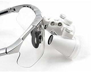 ASICO 3,5X lupas binoculares 420 mm Distancia de trabajo de los vidrios