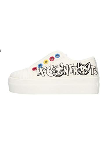 Liu Jo Alicia 505 4A0805T6 Sneaker Me Contro Te Tela Bianco 28