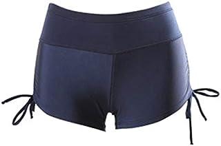Leggings - Women Fitness Leggings High Waist Quick Dry Skinny Bike Short Leggings Women Elastic Casual Leggings (navy M)