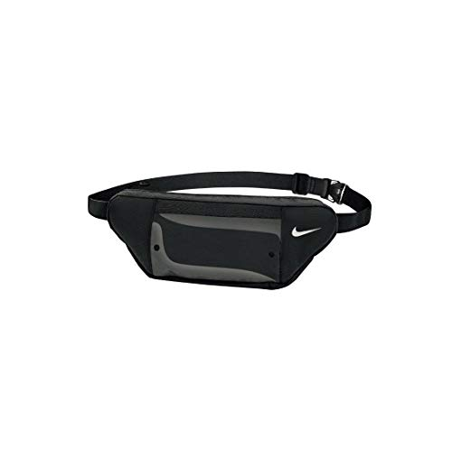 Nike N.000.2650.082.OS, Marsupio Unisex Adulto, Nero, Taglia Unica