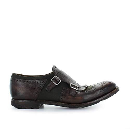 Church's Luxury Fashion Herren EOG0099QGF0V21 Braun Monk-Schuhe | Herbst Winter 19