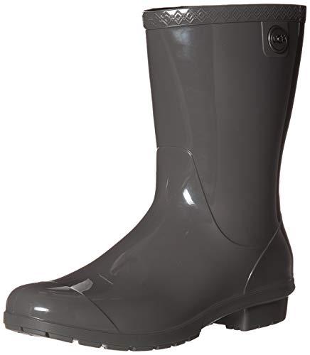UGG Women's Sienna Boot, Charcoal, 8