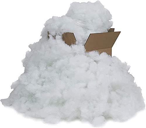 Fairfield 10-Pound Poly-Fil Premium Polyester Fiber, White | Smooth Consistency (10-Pound) (1)