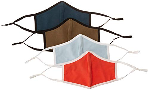 55. 4-Pack Washable Reusable Face Mask