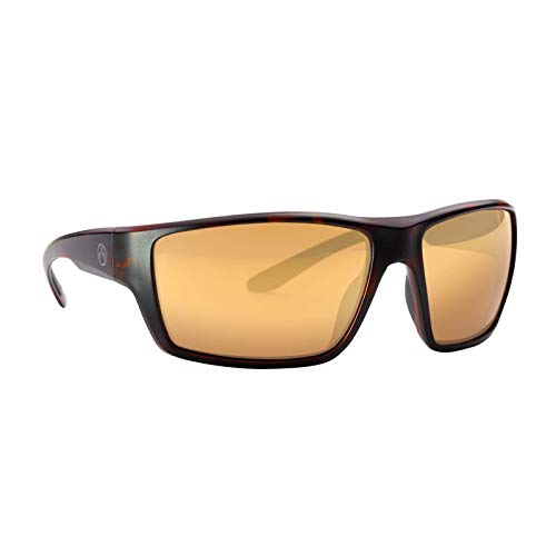 Amazing Deal Magpul Terrain Sunglasses, Tortoise Frame, Bronze Lens with Gold Mirror (Polarized)
