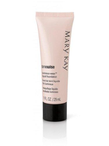 Mary Kay TimeWise Luminous Wear Liquid Foundation, Ivory 7