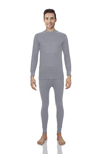 Rocky Thermal Underwear for Men Waffle Thermals Men's Base Layer Long...