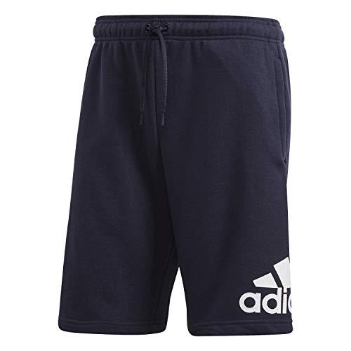 adidas M MH Bosshortft, Pantaloncini Sportivi Uomo, Legend Ink/White, M