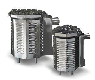 240-Vico Ultra Gas / Propane Sauna Heater BTU 40,000