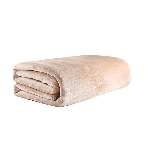 GG-Electric blanket Manta eléctrica para el hogar Sola Doble radiación de Seguridad...