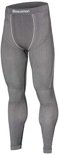 SALOMON Primo Warm Tight M - Collants pour Homme, Couleur Noir, Taille XL