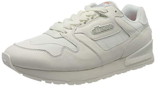 ellesse Herren 147 Sneaker, Weiß (White/White Wht/Wht), 40.5 EU