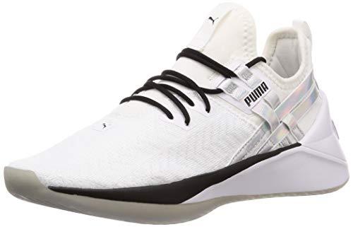 Puma Damen Jaab XT Iridescent TZ WN's Fitnessschuhe, Schwarz Black Black, 41 EU