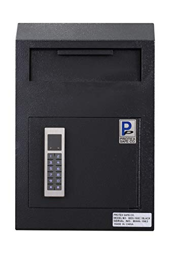 Protex Electronic Wall-Mount Drop Box