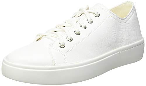 Think! Damen GRING_3-000244 nachhaltige Wechselfußbett Sneaker, 1000 Bianco, 42 EU