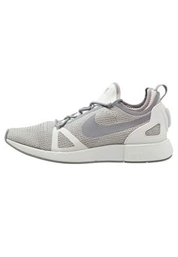 NIKE Mens Duel Racer Shoe (7 D(M) US, Pale Grey/Dust-Light Bone)
