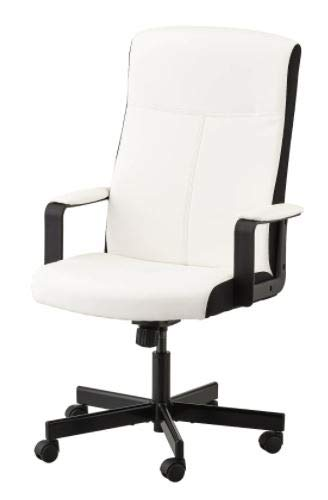 IKEA MILLBERGET Swivel Chair, Kimstad White