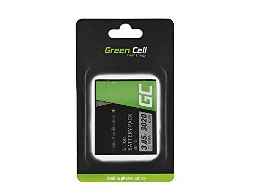 Batería de Repuesto Interna Green Cell BM45 Compatible con Xiaomi Redmi Note 2   Li-Polymer   3020 mAh 3.85 V   Batería de reemplazo para teléfono móvil del Smartphone   Recargable