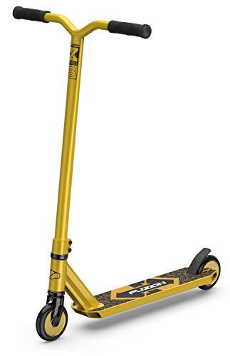 Fuzion X-3 Patinete Pro Scooters Freestyle - Patinetes Freestyle (2020 Dorado)