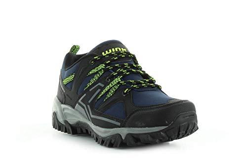 WINK ShellTech Unisex Low Rise Adult Unisex Trekking & Senderismo Zapatos