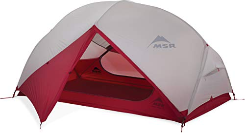 MSR Hubba Hubba NX 2-Person Lightweight Backpacking Tent, with Xtreme Waterproof Coating