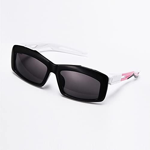Gafas de Sol Sunglasses Moda Ahueca hacia Fuera Las Gafas De Sol Punk Hombres Pequeño Rectángulo Steampunk Gafas De Sol Diseñador Mujeres Sombras Street Shot C3Blackpink