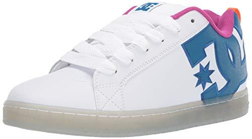 DC Shoes D0300927 - Zapatillas de Piel Vuelta Unisex Adulto, Color, Talla 48 EU
