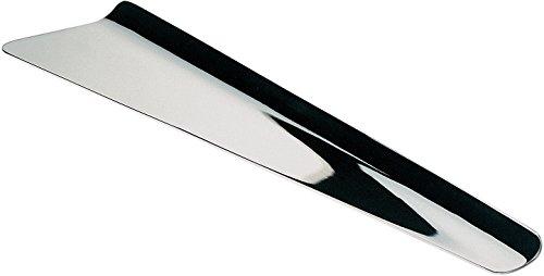 Alessi Ala AC06 - Recogedor de Migas de Diseño en Acero Inoxidable 18/10, Brillante