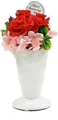 プリザーブドフラワー アイスクリームアレンジメント B11610