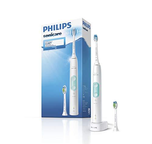 フィリップス ソニッケアー プロテクトクリーン プラス 電動歯ブラシ ホワイトミント HX6457/68