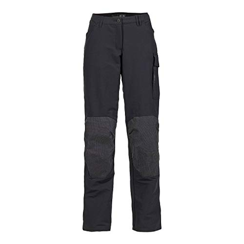 Musto Womens Evo Performance UV Trousers - Black Regular Leg 18