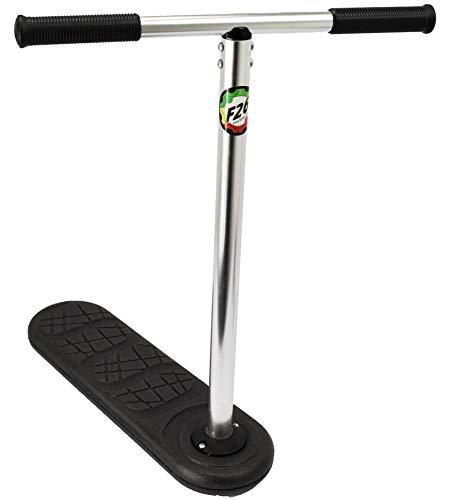 indo 2.0 Trampolin Stunt-Scooter Freestyle Trick Trainer + Fantic26 Sticker