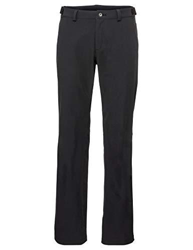 VAUDE Men's Trenton Pants III Pantalon Homme, Noir, 48