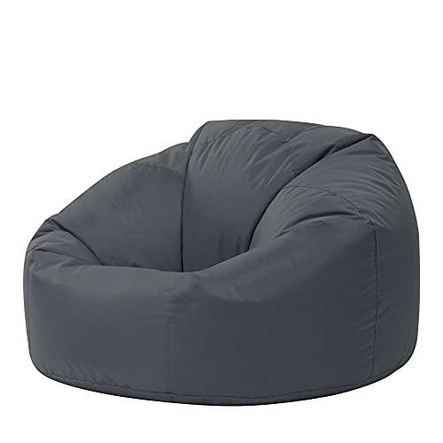 Bean Bag Bazaar Klassischer Sitzsack, Sitzsäcke für Erwachsene, Groß, Wohnzimmer, Sitzsäcke für den Innen- und Außenbereich, Wasserabweisend