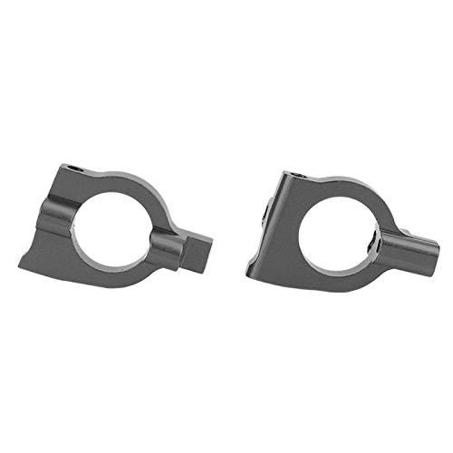 LIZONGFQ Soporte de buje Delantero L / R Soporte de buje Delantero de aleación de Aluminio, para Accesorio de automóvil (10924NB Azul Oscuro) ( Color : 10924T Titanium )