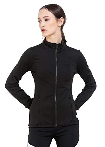 Red Cheri Veste de sport active Groove City (Noir, XL)