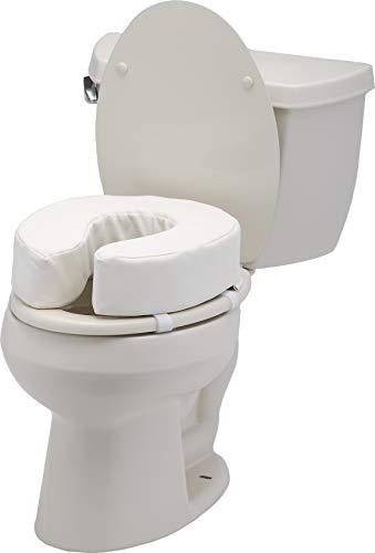 NOVA Medical Products 4' Padded Toilet Seat Riser