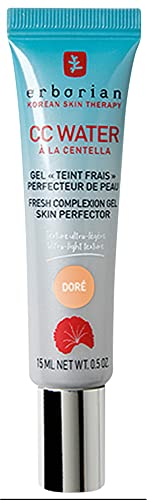 Erborian CC Water with Centella Fresh Complexion Gel Skin Perfector 15 ml – Golden