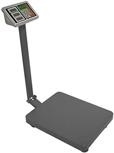 Gutstark Bascula Plataforma Indicador 10g-200kg Electrica Peso Negocio Alta Precision Bascula de Servicio Pesado