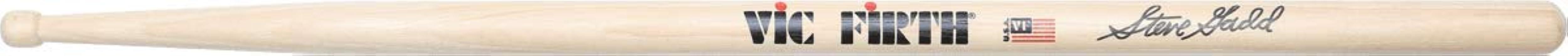 VIC FIRTH ヴィックファース シグネイチャードラムスティック Steve Gadd Clear Finish VIC-SG2
