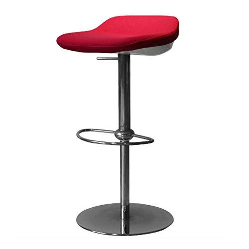 Chaises de bureau Chaise De Petit-déjeuner À Domicile Chaise De Barbier Chaise De Bar Tabouret De Bar À Levage Rotatif Peut Supporter 150 Kg Cadeau