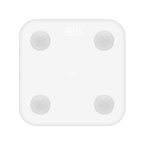 Xiaomi Smart Bluetooth Body Fat Scale, genaue Gesundheit Metrics, mit Xiaomi App Automatische Daten Sync Unterstützung